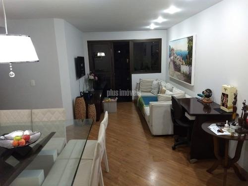 Excelente Apartamento Em Moema - Pj50734