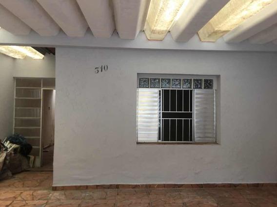 Casa Na Vila Pauliceia, Com 3 Casas No Mesmo Quintal,