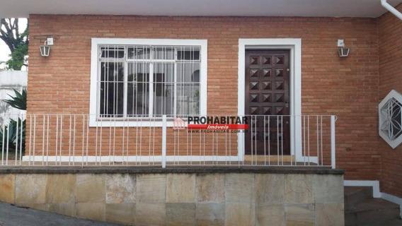 Casa Com 4 Dormitórios À Venda, 250 M² Por R$ 870.000,00 - Interlagos - São Paulo/sp - Ca3007