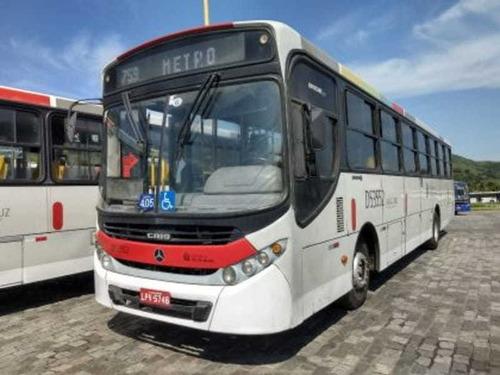 Imagem 1 de 5 de Ônibus Urbano Caio 2011, Mb Of 1722 39 Lug R$ 75 Mil