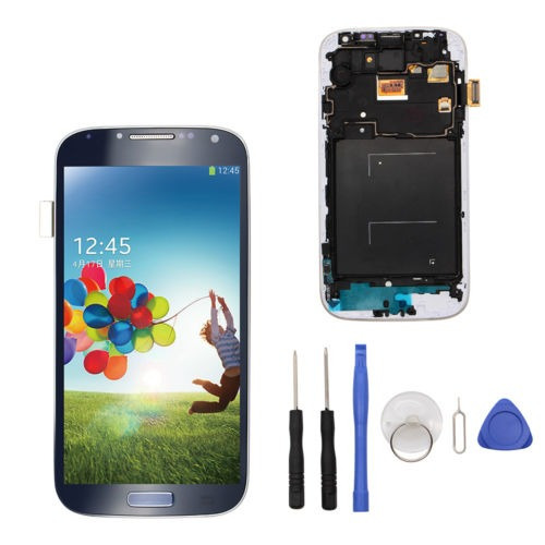 77d8491ba01 Para Samsung Galaxy S4 Repuesto Lcd Pantalla... (blue) - $ 85.990 en  Mercado Libre