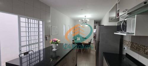 Sobrado Com 3 Dormitórios À Venda, 145 M² Por R$ 450.000,00 - Vila Nova Bonsucesso - Guarulhos/sp - So0667