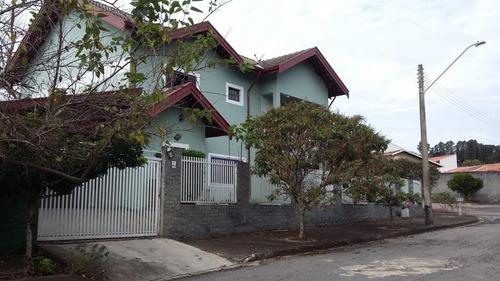 Linda Casa Com 6 Dormitórios À Venda, 344 M² Por R$ 1.200.000 - Jardim Alvorada - Valinhos/sp - Ca1789