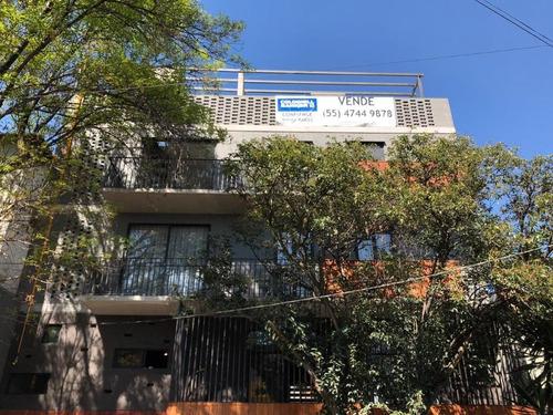 Imagen 1 de 14 de Departamento En Venta, Álvaro Obregón, Ciudad De México