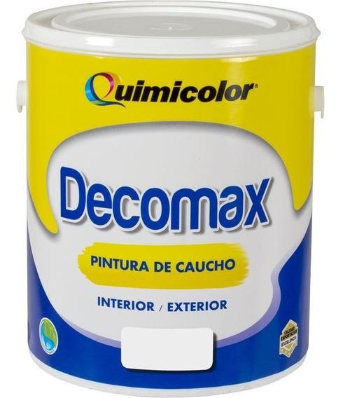Pintura Blanco Decomax Quimicolor 1 Galón