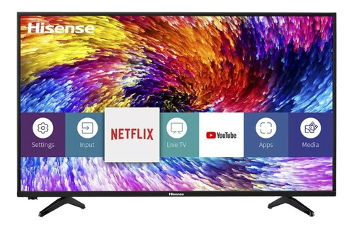 Smart TV Hisense HLE4918FH5 LED Full HD 49""