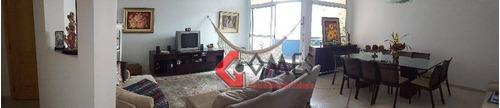 Apartamento Com 4 Dormitórios À Venda, 188 M² Por R$ 1.200.000 - Jardim Chácara Inglesa - São Bernardo Do Campo/sp - Ap2067