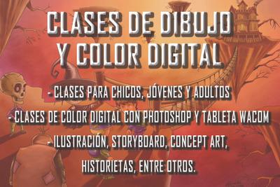 Clases De Dibujo