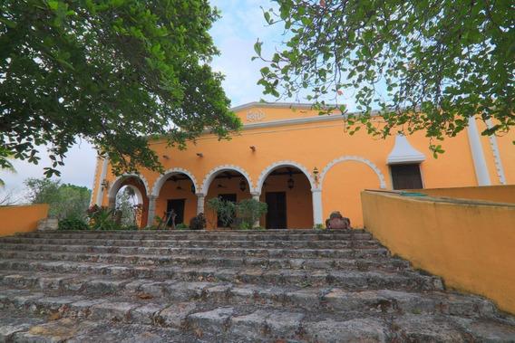 En Venta Hermosa Hacienda Cauca Al Norte De Yucatán