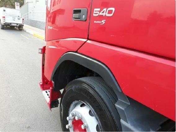 Volvo Fh 540 Globetrotter, Vermelho, Ano: 2014/15