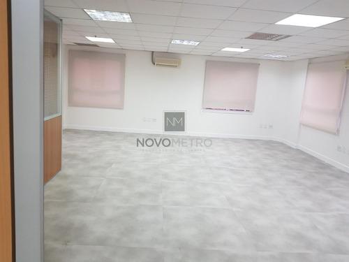 Sala Para Aluguel Em Nova Campinas - Sa005649