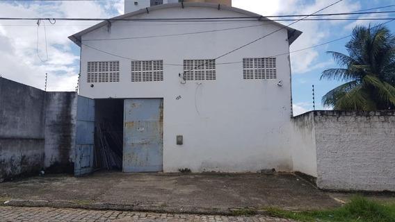 Galpão Em Lagoa Nova, Natal/rn De 360m² À Venda Por R$ 400.000,00 - Ga581428