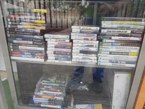 Nintendo Xbox Game Cube Ps2 3ds Playstation Juegos Original