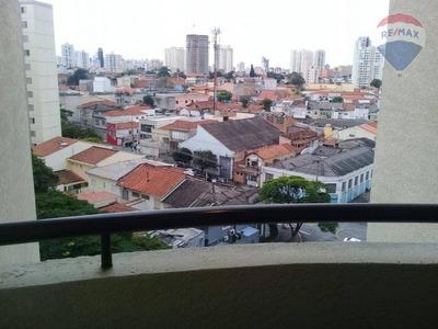 Apartamento Com 3 Dormitórios E 3 Vagas De Garagem - Vila Monumento - Ap9824