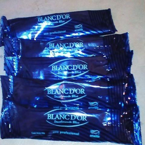 Decolorante Blanc Dor 25 Gramos (1$)