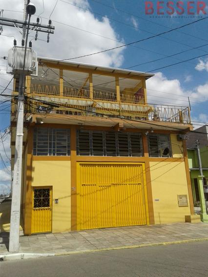 Excelente Sobrado Com 3 Dormitorios Em Sapucaia - V-798