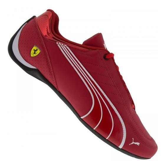 Tênis Puma Scuderia Ferrari Sf Future Kart Cat - Masculino