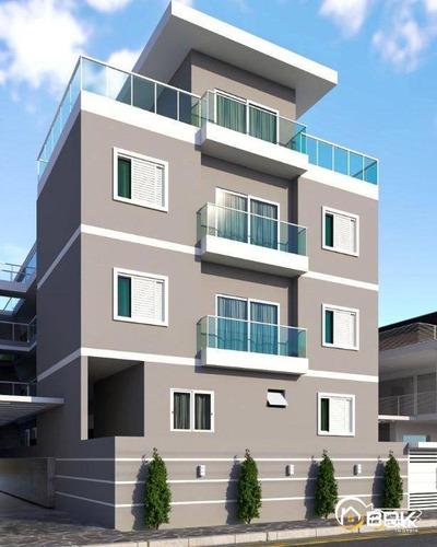 Excelente Apartamento Próximo Ao Metrô Guilhermina - Ap0089