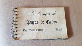 Mini Álbum De Fotos Poços De Caldas 1963