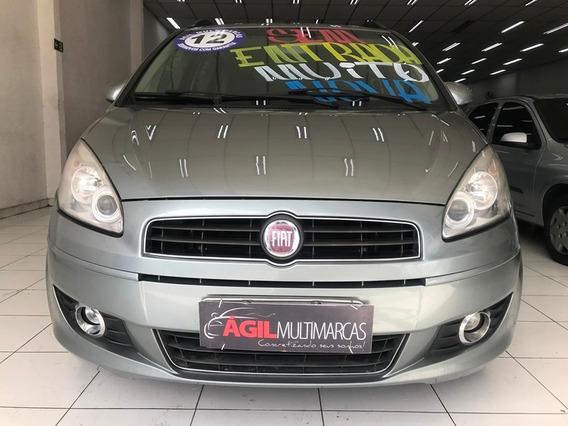 Fiat Ideia Attractive 1.4 2012 Completa Único Dono