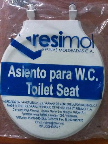 Tapa Para Poceta Wc Con Tornillos Y Tuercas
