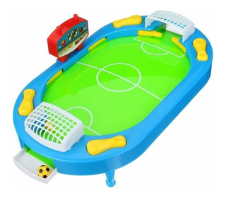 Juego De Mesa Tabletop Shoot Mini Tejo Football Full