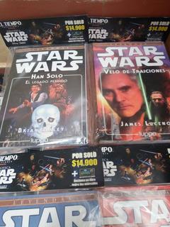 Libros Colección Star Wars