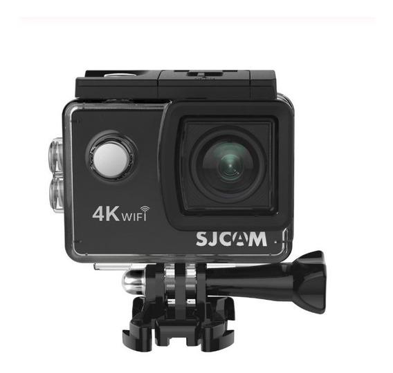Câmera De Ação Sjcam Sj4000 Air 4k Similar Gopro +acessórios