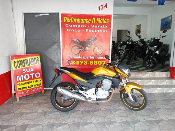 Cb300 2011 Entrada 2700,00 12x 499,00 Cartao Credito