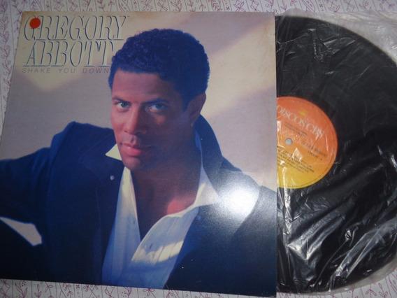 Lp Gregory Abbott - Shake You Down