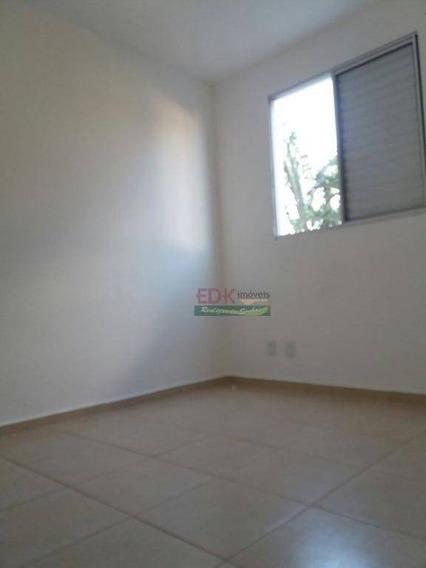 Apartamento Residencial Para Locação, Esplanada Independência, Taubaté. - Ap1927