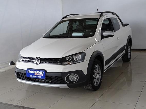 Volkswagen Saveiro Cd Cross 1.6 16v (5867)