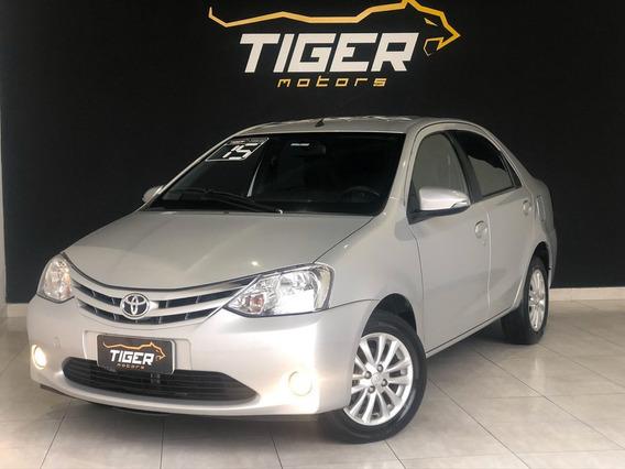 Toyota Etios 1.5 Sedan Xls 2015 - 63.000km