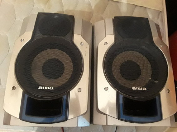Cornetas Para Equipo De Sonido Aiwa