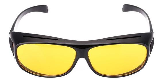 Óculos Para Dirigir À Noite Polarizado Amarelo Anti-reflexo