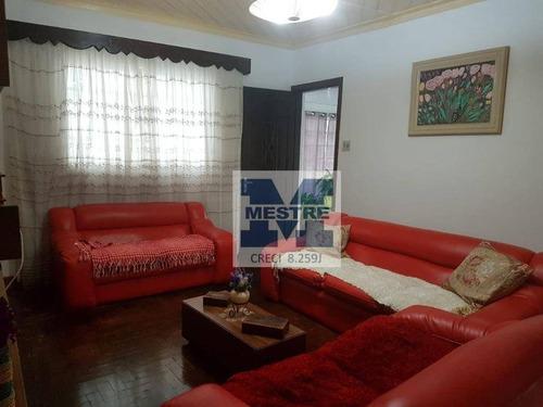 Imagem 1 de 10 de Casa Com 2 Dormitórios À Venda, 500 M² Por R$ 2.200.000,02 - Centro - Guarulhos/sp - Ca0392
