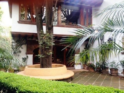 Santa Catarina, Coyoacán, Vendo O Rento Residencia C Jardín