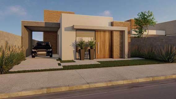 Casa Com 3 Quartos Para Comprar No Shalimar Em Lagoa Santa/mg - Blv5357