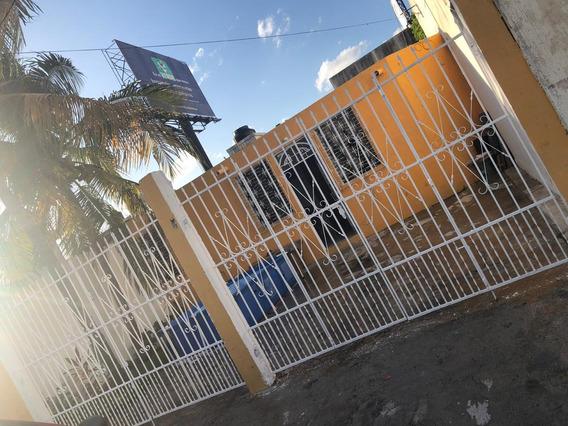 Bonita Casa En Venta En Cancun En Zona Centrica