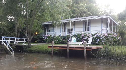 Casa En El Delta De Tigre - Elisa