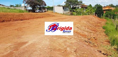 Imagem 1 de 14 de Oportunidade, Terreno Excelente Na Bujiro Nakao, 1.056m2,  Ibiuna! - Te43