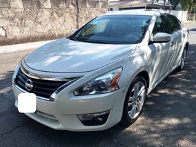 Nissan Altima 4p Exclusive V6/3.5 Aut