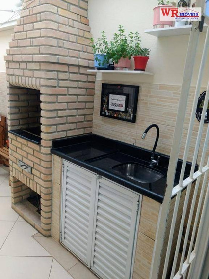 Casa Com 2 Dormitórios À Venda, 120 M² Por R$ 415.000 - Jardim Bartira - São Bernardo Do Campo/sp - Ca0386