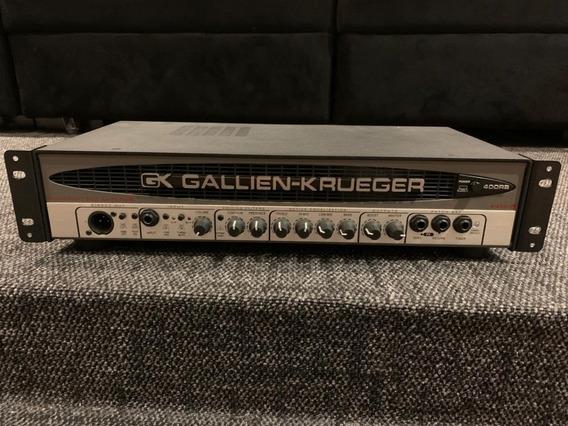 Cabeçote Gk Gallien Krueger 400rb-iv Baixo