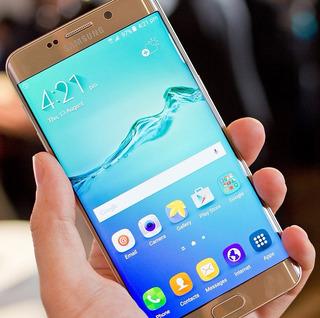 Celular Smartphone Galaxy S6 Edge Plus Tela 5.7 4g 32 Gb