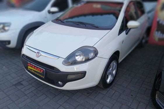 Fiat Punto 1.4 Attractive Flex 5p 2013/2013 Branco