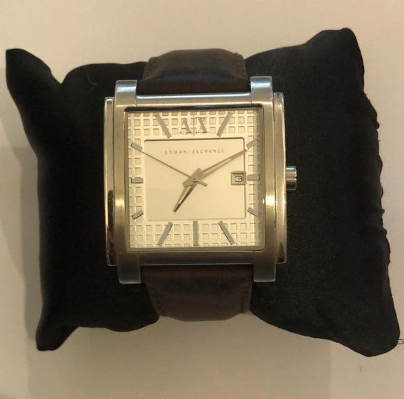 Relógio Armani Exchange Modelo Ax2043 Original