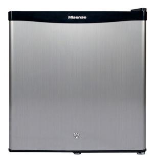 Frigobar Hisense Rr16d6alx 1.6p Silver