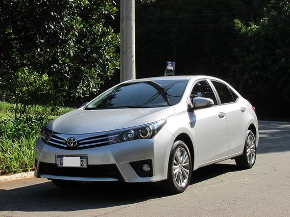 Toyota Corolla Altis 2.0 Automatico 2016 Top De Linha