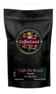 Café Torrado Molido Coffeeland Do Brasil X 1 Kilo Equipeshop